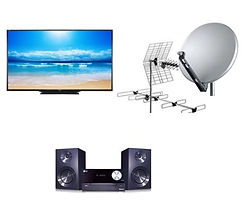 tv antenne parabole audio
