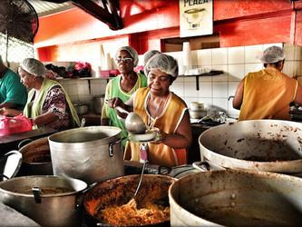 Plasa Bieu: l'anima più genuina di Curacao in cucina.