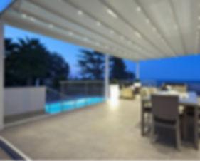 Schaneli, Luxury Retractable awnings, Aw