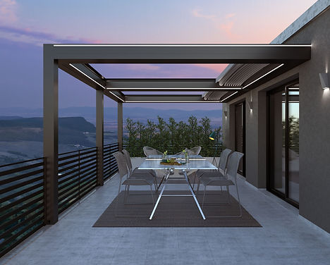 Schaneli, Luxury Retractable awnings, Is