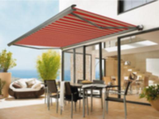 Schaneli, Luxury retractable awnings, 99