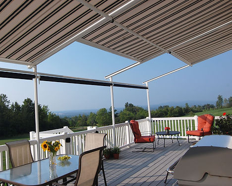 Schaneli, Luxury Retractables, Awnings a