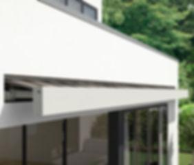 Schaneli Luxury retractables, German retractable Awnings