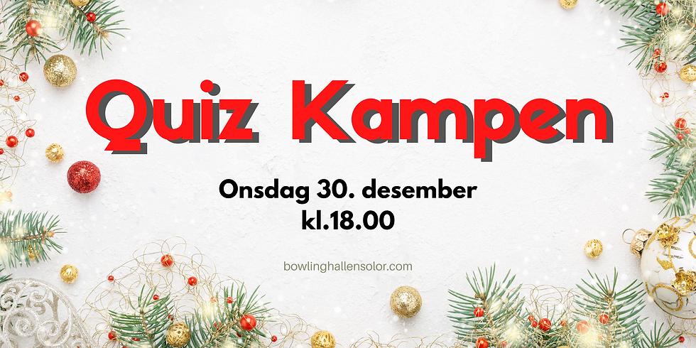 Quiz Kampen - Romjuls versjon