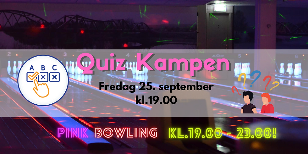 Quiz Kampen - September