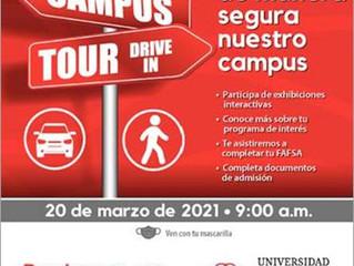 Estudiantes interesados en estudiar en la Univ. Ana G. Méndez, Gurabo