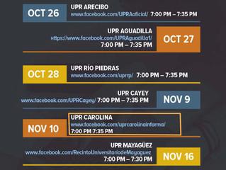 UPR FB-LIVE