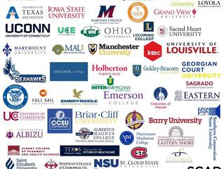 Visita virtual a diversas Universidades