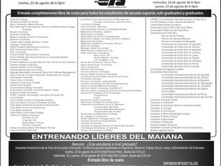Feria de Universidades: Autopista Américas