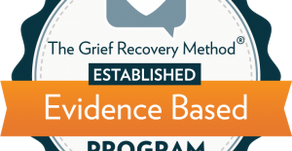 The Grief Recovery Method® Is An Evidence Based Process for Assisting Those Working With Grievers