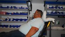 การจัดการทางเดินหายใจในคนอ้วน ในการปฏิบัติการฉุกเฉินนอกโรงพยาบาล