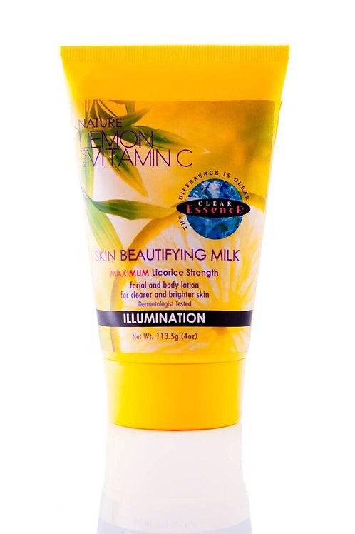 Lemon Plus Vitamin C Skin Beautifying Milk