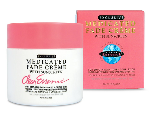 Exclusive Medicated Fade Creme w/ Sunscreen