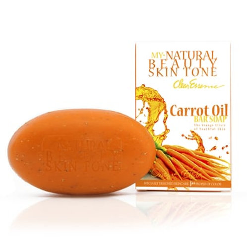Clear Essence® My Natural Beauty Skin Tone Carrot Oil Soap