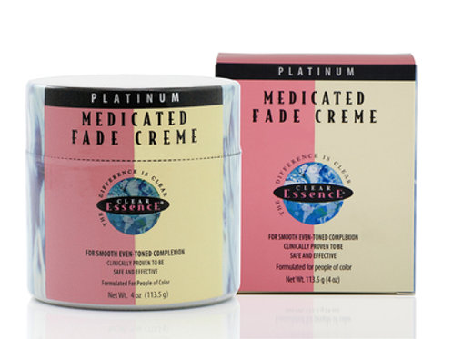 Platinum Medicated Fade Creme w/ Sunscreen