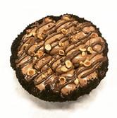 Nutella Mousse Pie