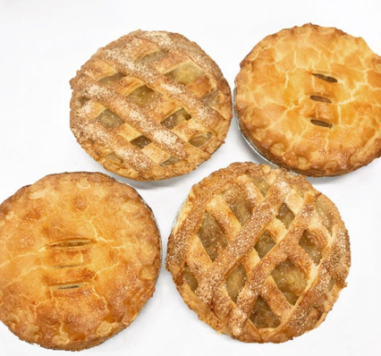 Lattice or Regular Crust Pies