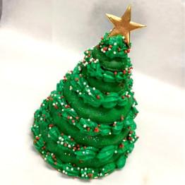 French Macaron Christmas Tree