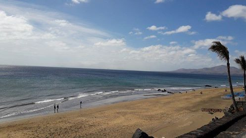 Beach holiday with Poppy Homecare Ltd