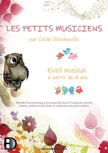 Couverture Livre Les petits Musiciens.jp