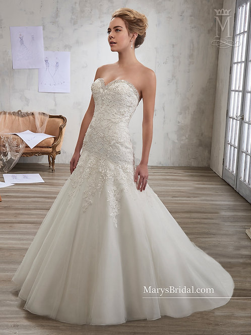 Mary's Bridal 6607