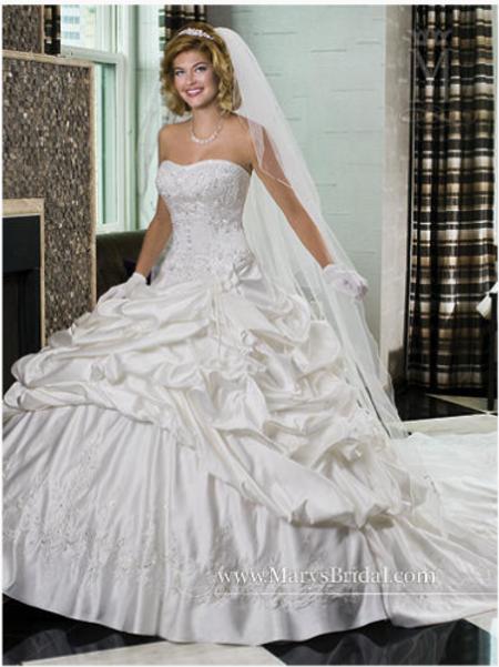 Mary's Bridal 8024