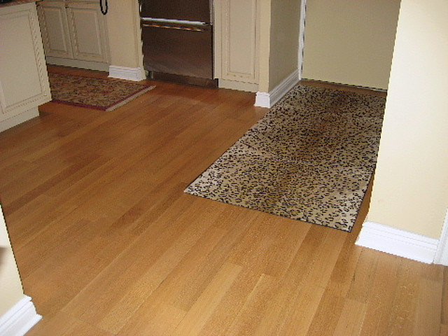 "New 3/4"" Wood Flooring"