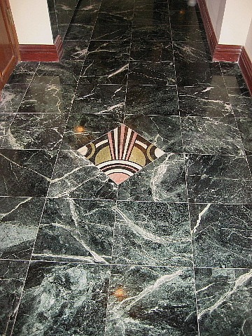Marble Tile Foyer