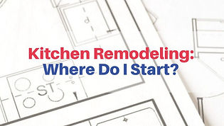 Kitchen Remodeling Professional Services