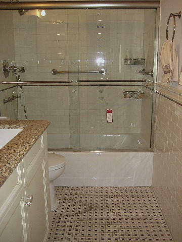 Mid Range Priced Bathroom