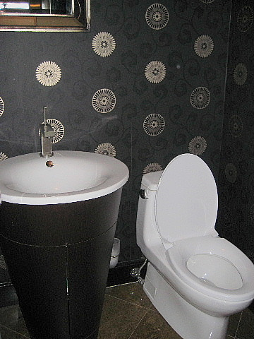Custom Powder Room