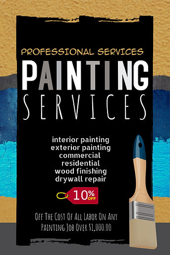 Professional Services Contracting painti