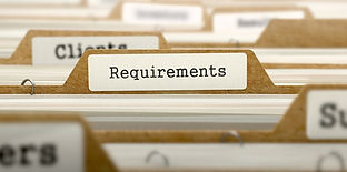 Contractor Requirements-Professional Ser