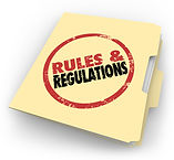 Rules & Regulations-Professional Service