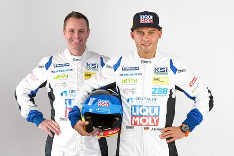 Julius Tannert startet im Škoda Fabia R5 EVO in der Deutschen Rallyemeisterschaft