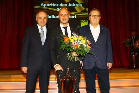 Julius Tannert wird Sportler des Jahres