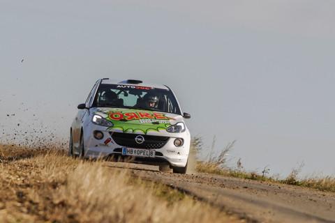 Überzeugender Auftritt und zweiter Platz bei Rallye Erzgebirge