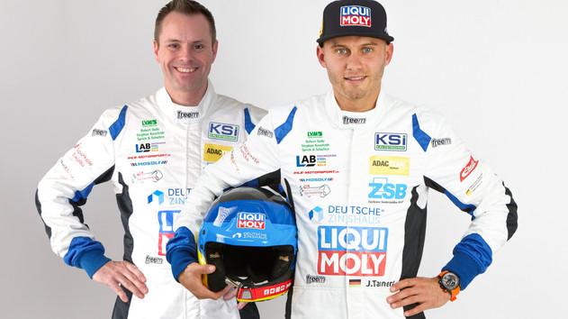 Julius Tannert startet in der Deutschen Rallye-Meisterschaft