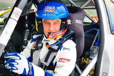 Tannert fokussiert vor Rallye Korsika