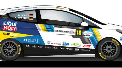 LIQUI MOLY folgt Julius Tannert in Rallye-WM
