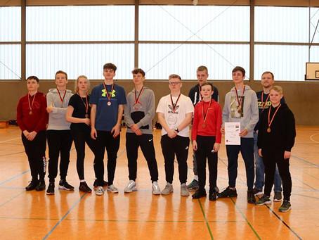 U16: 3. Platz beim Finalturnier in Halle