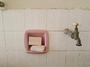 Lavar as mãos, 2020