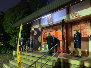 奥戸天祖神社の例祭