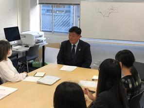武蔵野美術大学にて講義を行った