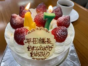 47歳の誕生日