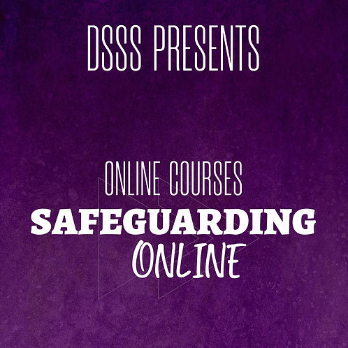 Pre-Recorded Training - Safeguarding Online