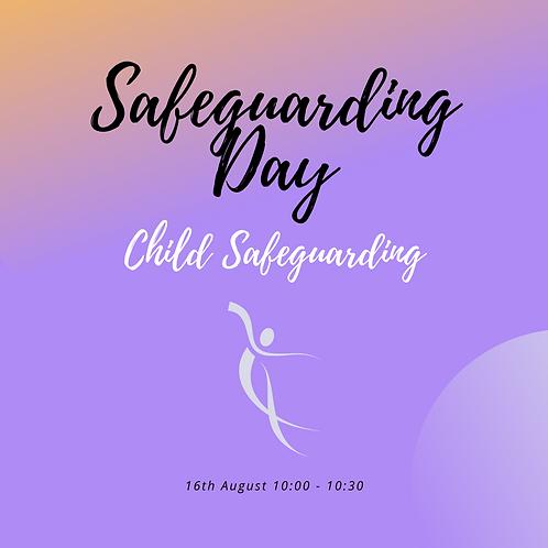 Child Safeguarding Mini - 16th August