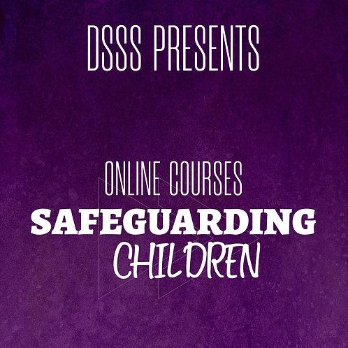 Pre-Recorded Training - Safeguarding Children