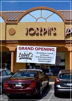 Grand Opening Banner
