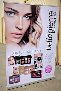 Large Pull-Up Banner Stand